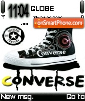 Converse 04 tema screenshot