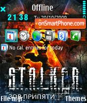 Capture d'écran S.T.A.L.K.E.R. 03 thème