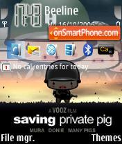 Mura theme screenshot