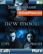 New Moon v2 es el tema de pantalla