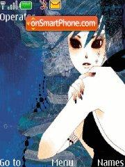 Kazuko Taniguchi theme screenshot