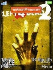 Left 4 Dead 2 es el tema de pantalla