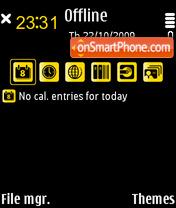 GB FP1 theme screenshot
