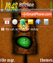 Traffic Lights 01 theme screenshot