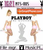 Playboy The Mansion es el tema de pantalla