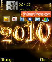 2010 01 theme screenshot