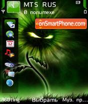Gamma flower by AltVic theme screenshot