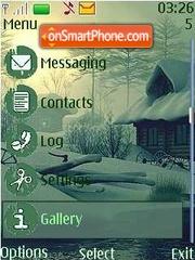 Winter 7 theme screenshot