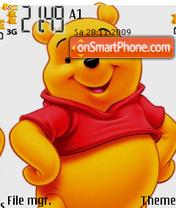 Winnie The Pooh 09 theme screenshot