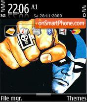Phantom theme screenshot