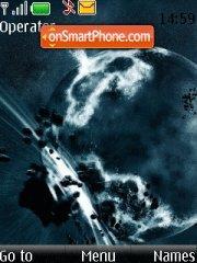 Kometa tema screenshot