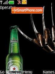 Heineken es el tema de pantalla