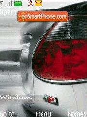 Скриншот темы Windows xp CAR