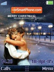 Christmas v3 es el tema de pantalla