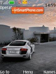 Audi R8 2 tema screenshot
