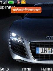 Capture d'écran Audi R8 3 thème