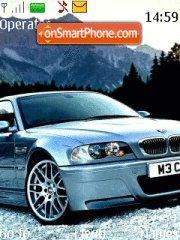 BMW M3 1 theme screenshot