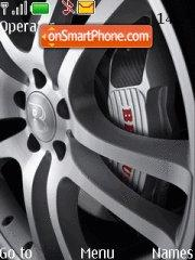 Wheel tema screenshot
