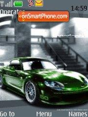 Porshe1 theme screenshot