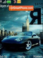 Porshe5 theme screenshot