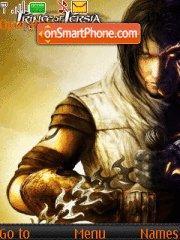Prince of Persia tema screenshot