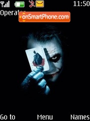 The Joker Theme-Screenshot