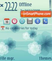 Silent Flower(MCC) es el tema de pantalla