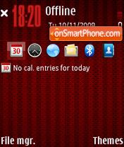 RL theme screenshot