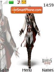Assasins Creed theme screenshot