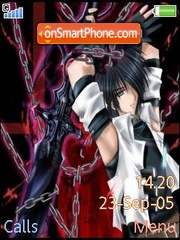 Anime Boys Ver.02 es el tema de pantalla