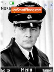 V.Tihonov es el tema de pantalla