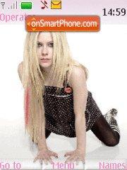 Avril es el tema de pantalla