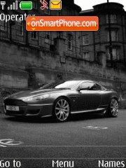 Aston Martin2 theme screenshot