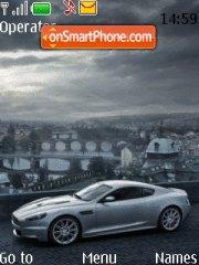 Aston Martin3 theme screenshot
