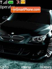 BMW 3 theme screenshot