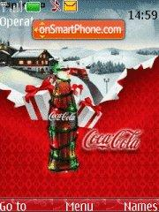 CocaCola2 theme screenshot