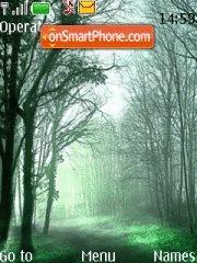 Forest theme screenshot