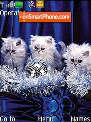 Kittens theme screenshot