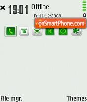 360sd theme screenshot