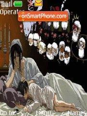 Orochimaru tema screenshot