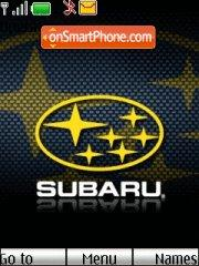 Subaru Logo theme screenshot