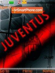 Juventus theme screenshot