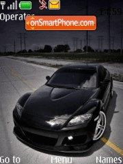 Mazda Rx-8 theme screenshot