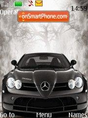 MersedesBenz1 theme screenshot