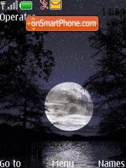 Moon1 tema screenshot