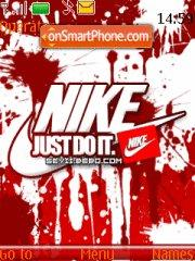 Скриншот темы Nike2