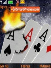 Poker tema screenshot
