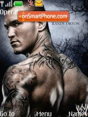 Randy Orton tema screenshot