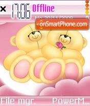 Bear 07 theme screenshot