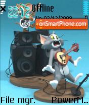 Tom And Jerry 09 theme screenshot